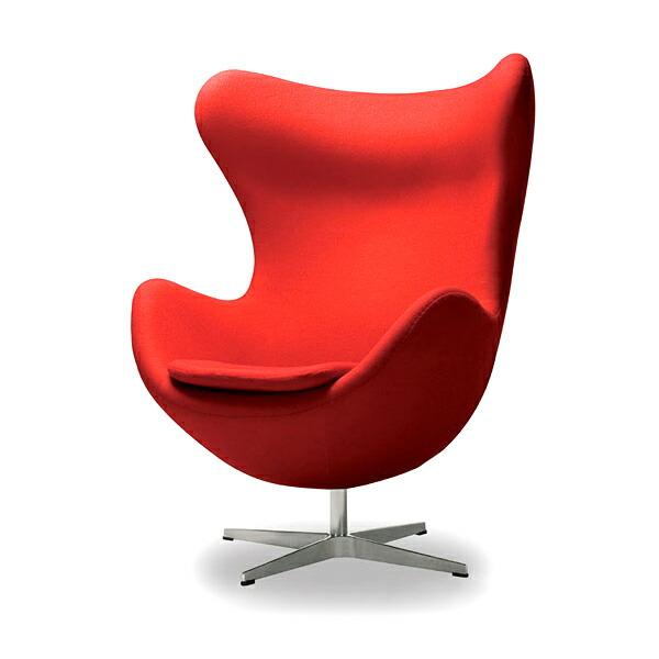 アルネ・ヤコブセン エッグチェア(ファブリック) Arne Jacobsen Egg Chair リプロダクト(代引き不可) P12Sep14