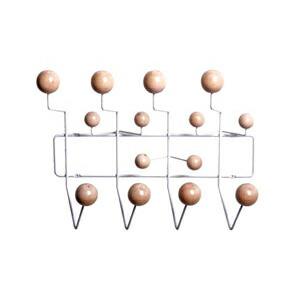 ハングイットオール ナチュラル Hang It All Natural チャールズ&レイ・イームズ Charles & Ray Eames デザイナーズ 家具 リプロダクト (代引き不可) P12Sep14