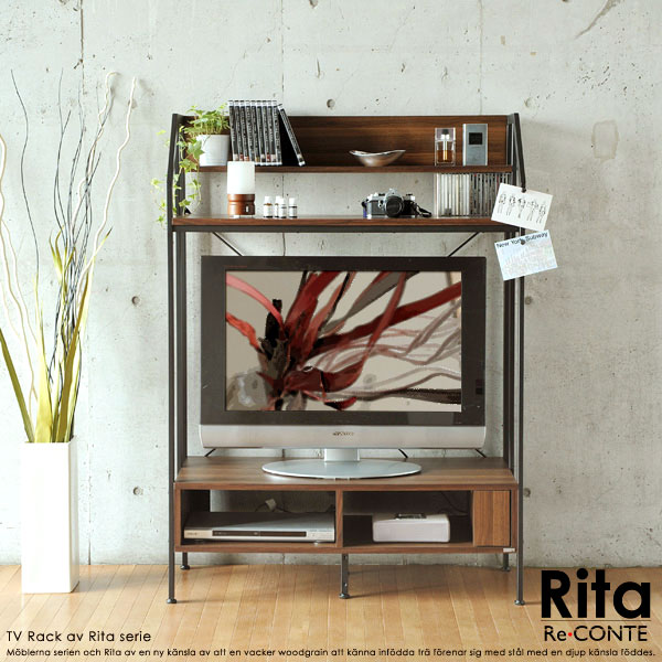 テレビ台 テレビボード ローボード Re・CONTE Rita(リタ) RT-002(代引き不可) P12Sep14
