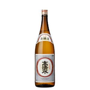 日本酒 高清水 本醸造〈上撰〉 1800ml P12Sep14