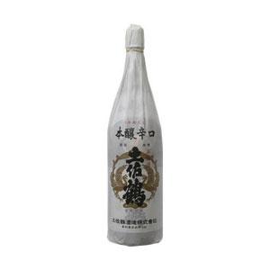 日本酒 土佐鶴 本醸造辛口 1800ml P12Sep14