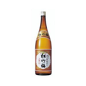 日本酒 松竹梅 〈上撰〉 1800ml P12Sep14