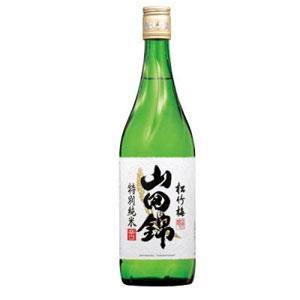 日本酒 松竹梅 山田錦 特別純米 辛口 720ml P12Sep14