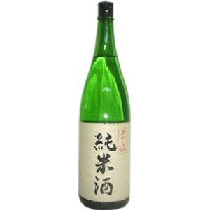 日本酒 君臨 純米酒 1800ml P12Sep14