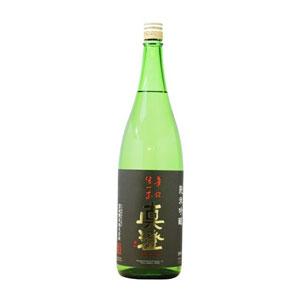 日本酒 真澄 辛口生一本 1800ml P12Sep14