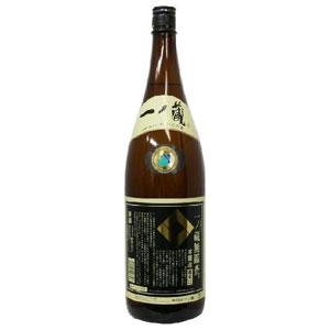 日本酒 一ノ蔵 本醸造 超辛口(無鑑査) 1800ml P12Sep14