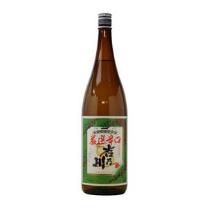 日本酒 吉乃川 厳選辛口 1800ml P12Sep14
