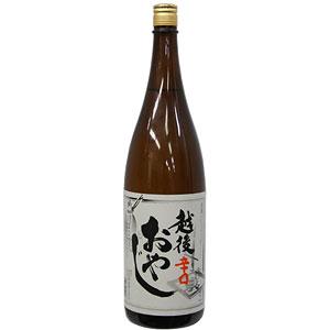 日本酒 妙高山 無糖加 越後おやじ(辛口) 1800ml P12Sep14