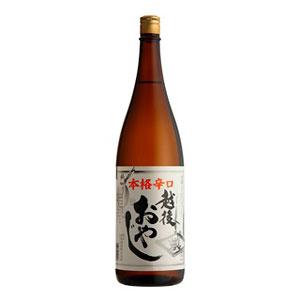 日本酒 妙高山 無糖加 越後おやじ 720ml P12Sep14