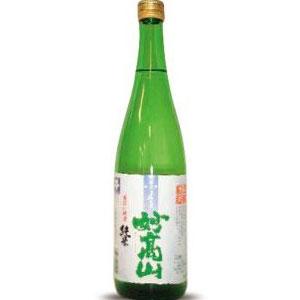 日本酒 純米酒 ふるさと妙高山 720ml P12Sep14