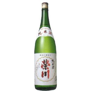 日本酒 栄川 純米酒 1800ml P12Sep14
