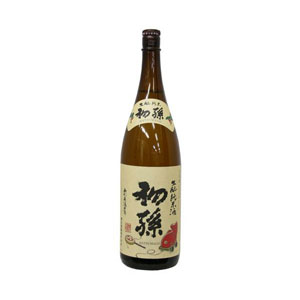 日本酒 初孫 生もと純米酒 1800ml P12Sep14