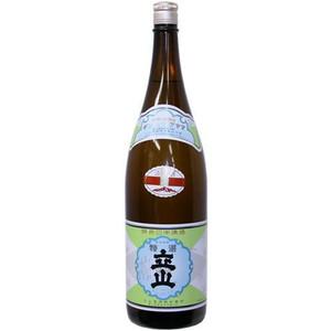 日本酒 銀嶺立山 本醸造 1800ml P12Sep14