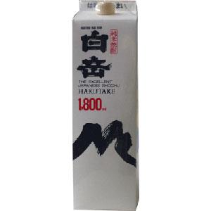 焼酎 白岳 25度パック 1800ml P12Sep14