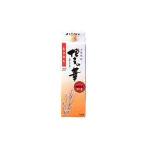 焼酎 博多の華 25度 麦焼酎パック 1800ml P12Sep14