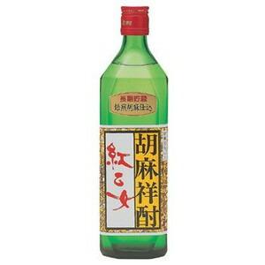 焼酎 紅乙女 胡麻焼酎 25度 720ml P12Sep14