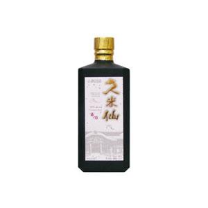 焼酎 久米仙泡盛 43度 ブラック古酒 720ml P12Sep14