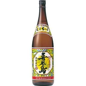 焼酎 喜界島 25度(黒糖) 1800ml P12Sep14
