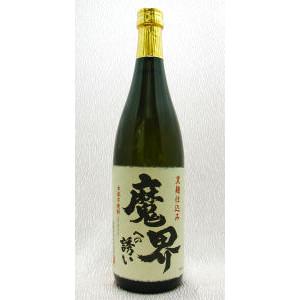 焼酎 魔界への誘い 25度 芋焼酎(黒麹) 720ml P12Sep14