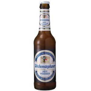 ドイツ ヴァイエンステファン ヘフヴァイス 瓶 輸入ビール 330ml×24本 P12Sep14