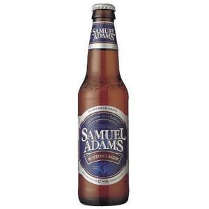 アメリカ サミエルアダムス ボストンラガー 瓶 輸入ビール 355ml×24本 P12Sep14