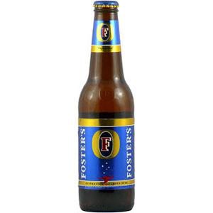 オーストラリア フォスターズ ラガー 瓶 輸入ビール 355ml×24本 P12Sep14