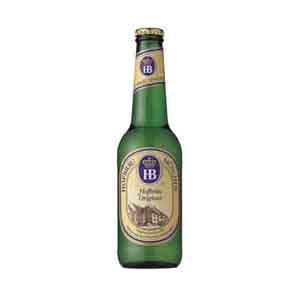 ドイツ ホフブロイハウス 瓶 輸入ビール 330ml×24本 P12Sep14