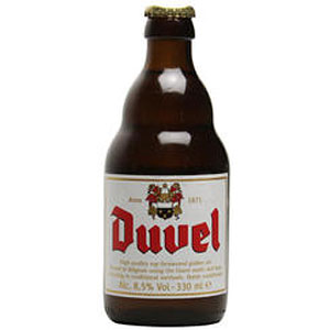 ベルギー デュベル 瓶 輸入ビール 330ml×24本 P12Sep14