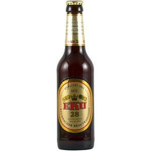 ドイツ エク 28 瓶 輸入ビール 330ml×24本 P12Sep14