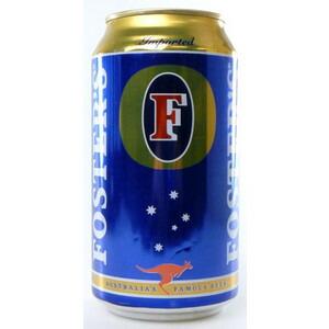 オーストラリア ファスターズ ラガー 缶 輸入ビール 375ml×24本 P12Sep14