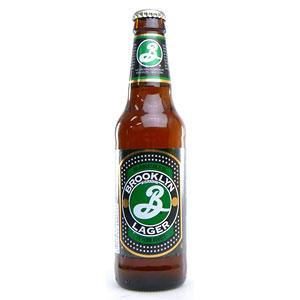 アメリカ ブルックリンラガー 瓶 輸入ビール 355ml×24本 P12Sep14
