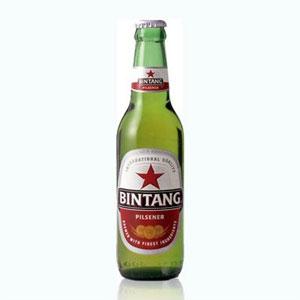 インドネシア ビンタンビール 瓶 輸入ビール 330ml×24本 P12Sep14