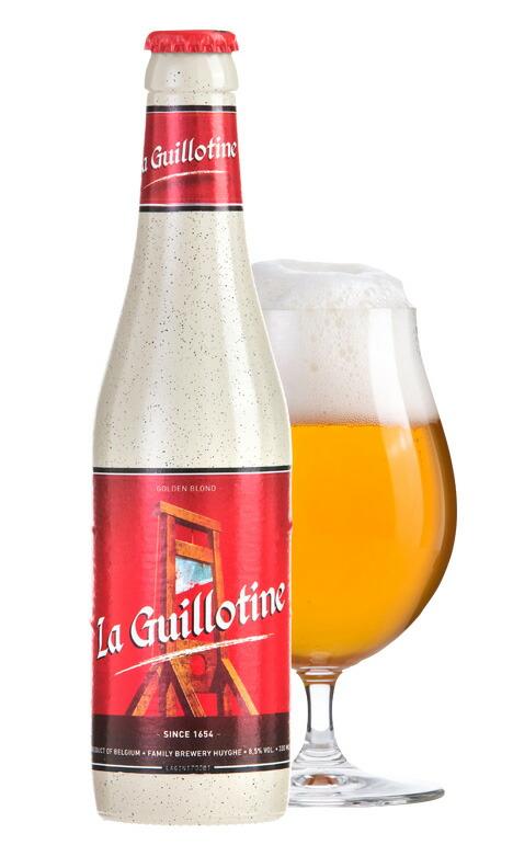ベルギー ギロチン 瓶 輸入ビール 330ml×24本 P12Sep14