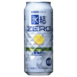 キリン 氷結 ZERO グレープフルーツ 500ml×24本(代引き不可) P12Sep14