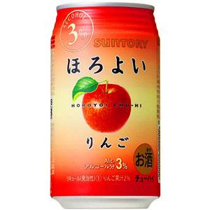 サントリー ほろよい りんご 350ml×24本(代引き不可) P12Sep14