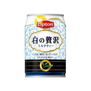 サントリー リプトン 白の贅沢 缶 280g×24本(代引き不可) P12Sep14