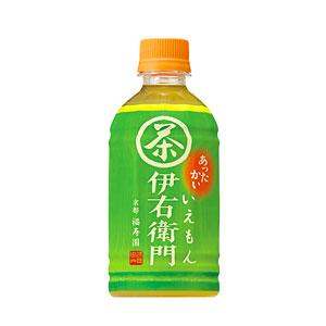 サントリー 緑茶 ホット伊右衛門 ペット 345ml×24本(代引き不可) P12Sep14