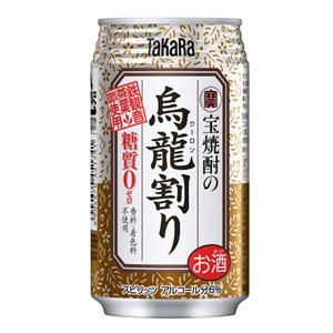 タカラ 宝 焼酎の烏龍割り 335ml×24本(代引き不可) P12Sep14