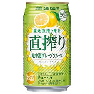 タカラ 宝  直搾り グレープフルーツ 350ml×24本(代引き不可) P12Sep14
