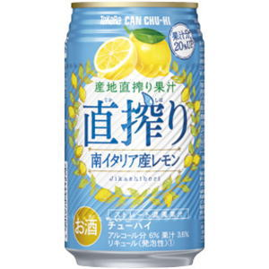 タカラ 宝  直搾り レモン 350ml×24本(代引き不可) P12Sep14