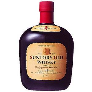 ウイスキー サントリー オールド 700ml P12Sep14