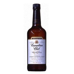 ウイスキー カナディアンクラブ 40度 700ml P12Sep14