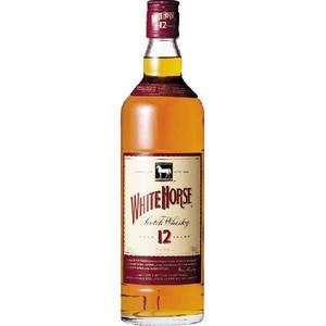 ウイスキー ホワイトホース 12年 700ml P12Sep14