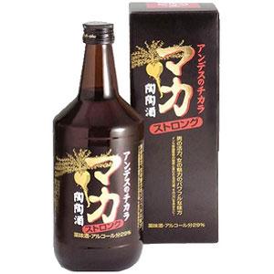 梅酒 マカ 陶陶酒 ストロング 720ml P12Sep14