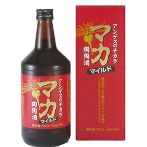 梅酒 マカ 陶陶酒 マイルド 720ml P12Sep14