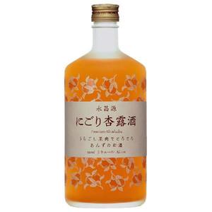 にごり杏露酒 リキュール 720ml P12Sep14