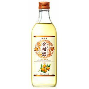 金柑酒(キンカンチュウ) リキュール 500ml P12Sep14