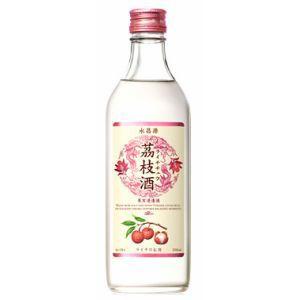 茘枝酒(ライチチュウ) リキュール 500ml P12Sep14