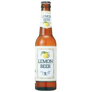 レモンビール(発泡酒) 瓶 輸入ビール 330ml×24本 P12Sep14