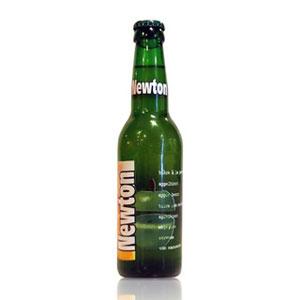 ベルギー ニュートン(青リンゴビール) 瓶 輸入ビール 330ml×24本 P12Sep14